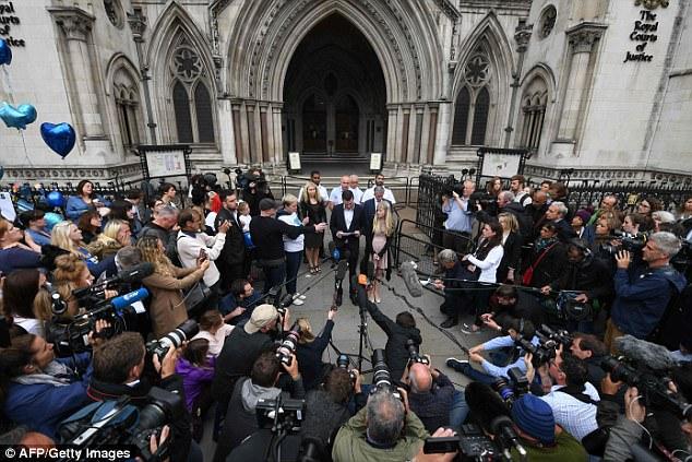 Charlie Gard's Parents Admit Defeat: UK Murders Their Son [VIDEO]