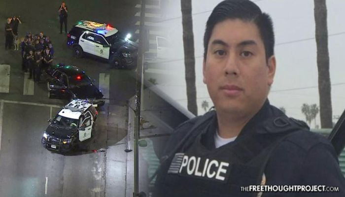 Arrested Pedophile LAPD Cop, Helped Teens Steal Cars, Weapons, And Terrorize Public