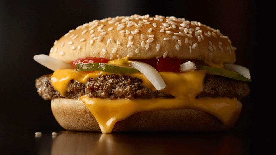 Woman Takes Her Children To McDonald's: Gets Served Raw Burgers
