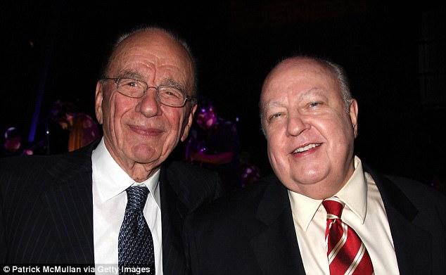 Rupert Murdoch Begged Ailes to Support Hillary Over Trump