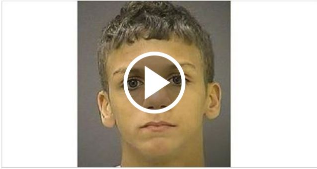 Mom Walks In On Son Doing Something Horrible, Turns Him Over To Police [VIDEO]