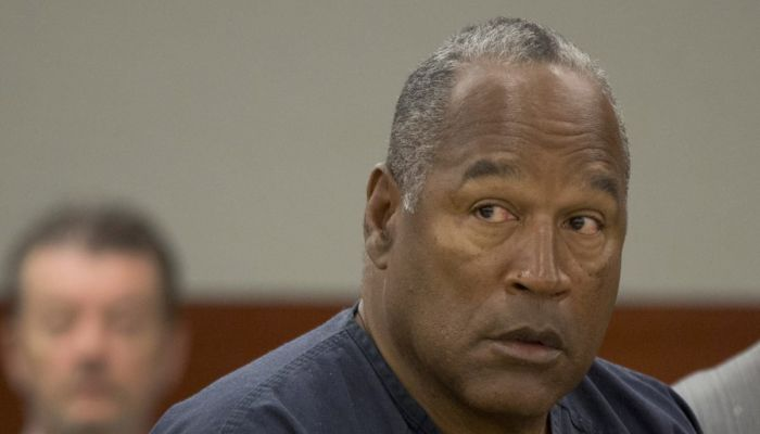 """Report: O.J. Simpson Worried """"Media Hype"""" Is Going To Keep Him """"Locked Up"""""""