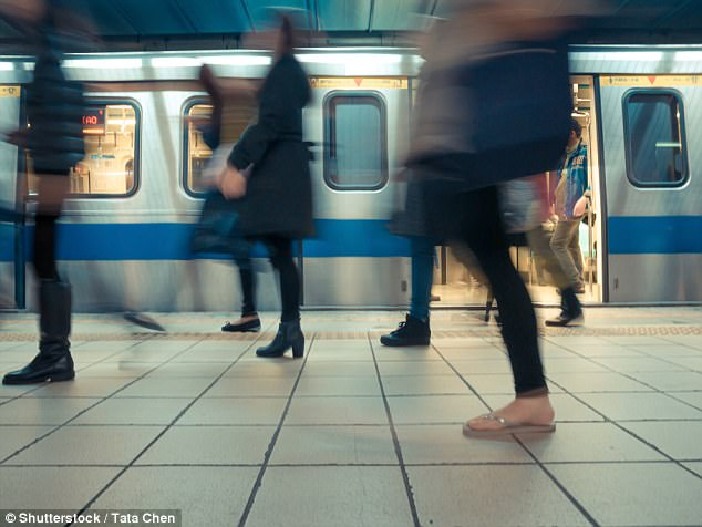 Woman on Subway Wakes Up To Man Doing This To Her