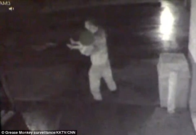 Shocking Video of Man Tossing Two Year Old Boy Into Oncoming Traffic [VIDEO]