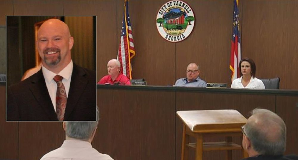 Police Arrest Councilmen, Council Disbands Police Department Illegally