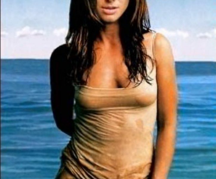 Celebrity  Wet Tee Shirts For Your Enjoyment