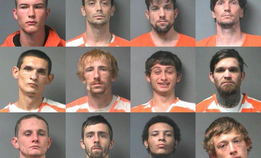 A Dozen Inmates Escape in Alabama Using Only Peanut Butter