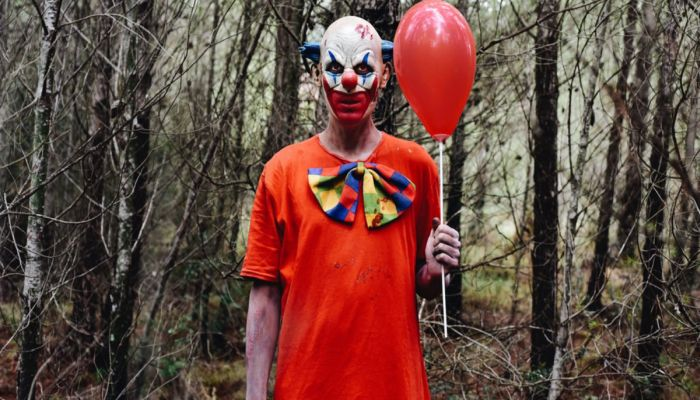 """Man Arrested For Wearing A Clown Mask To """"Discipline"""" 6-Year-Old Daughter"""