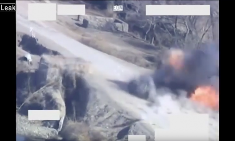 Daily JihadiGoBoom: Watch Taliban Leader Playing Catch With A Hellfire Missile