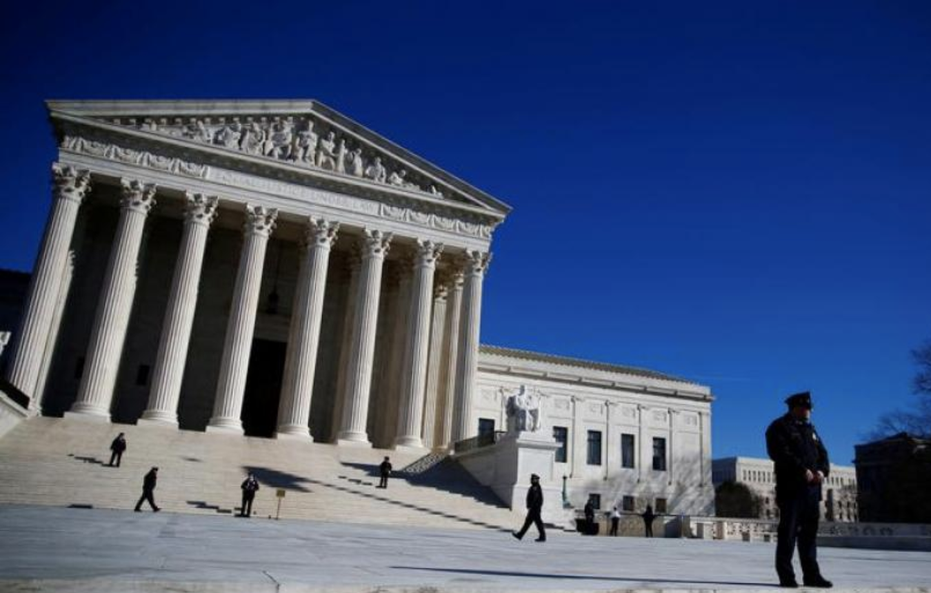SCOTUS Says That Foreign Nationals Has No Rights To Due Process Here