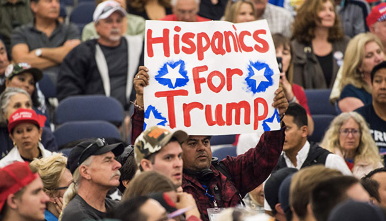 Democrats 'Flabbergasted' After Latinos Turn Their Back Against Party
