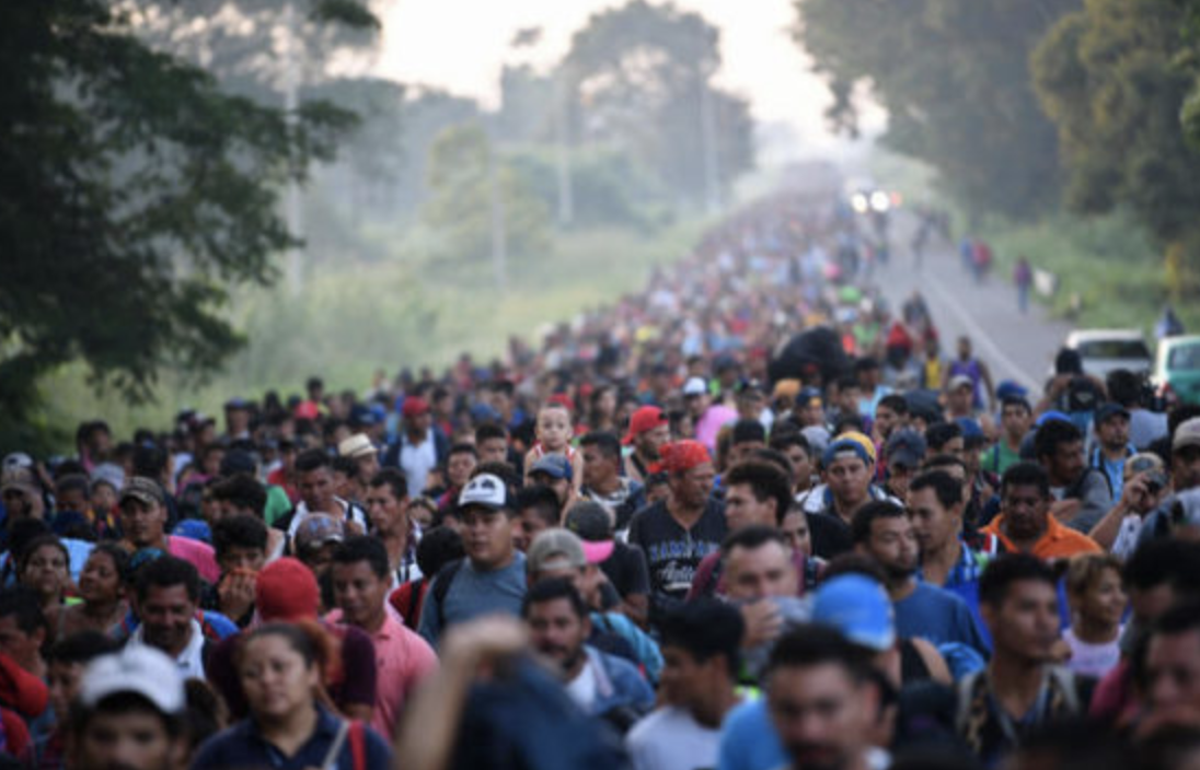 Will The US Military Confront Migrants At Border?