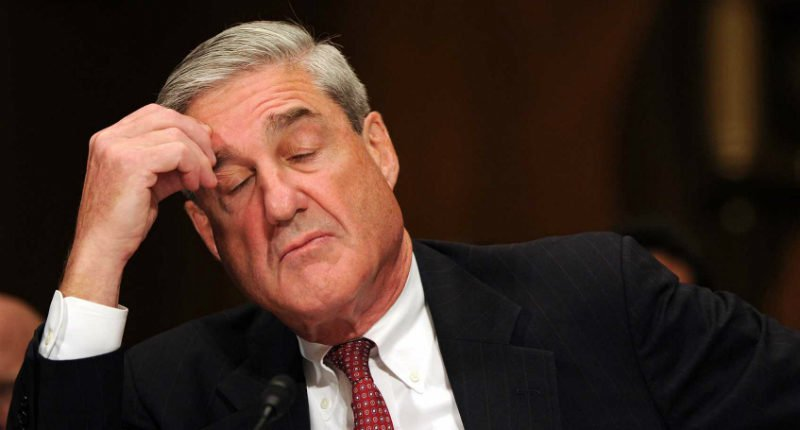 Robert Mueller May Have Been Caught DESTROYING Evidence!
