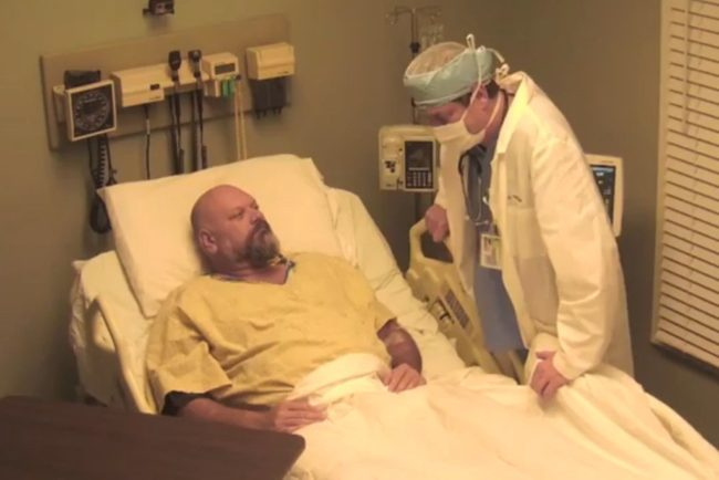 Man Wakes Up From A 10yr Coma Then Doctor Tells Him The Shocking Truth!