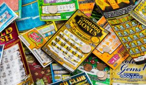 He Stole $1,500 In Lottery Tickets From His Job. When He Counted His Winnings His Jaw Dropped!