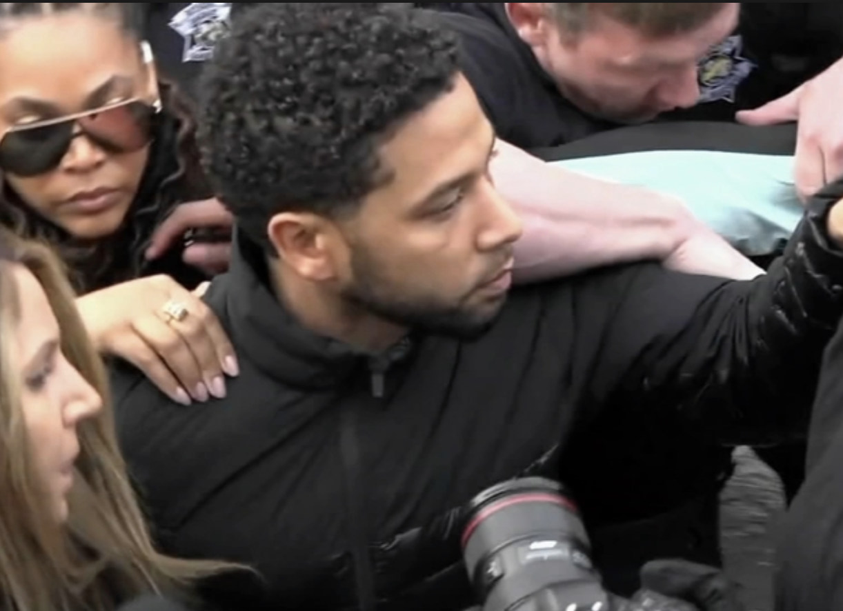 Newly Released Documents Add A New Twist To Jussie Smollett's Case