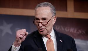 Sen Chuck Schumer Urges FBI Director Not To Investigate Biden Scandal Before Election