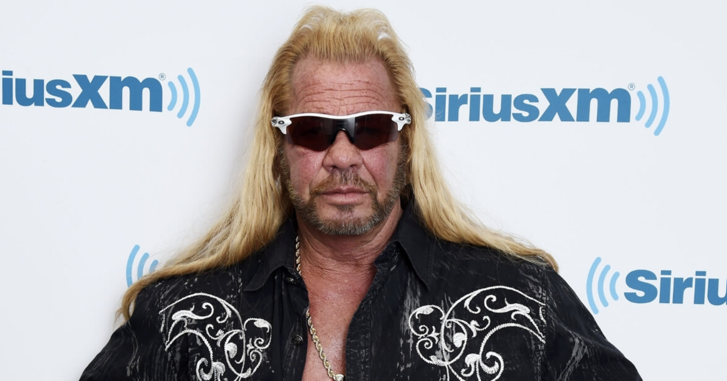 Bounty Hunter Duane 'Dog' Chapman Has a Special Message Thief Who Robbed Him