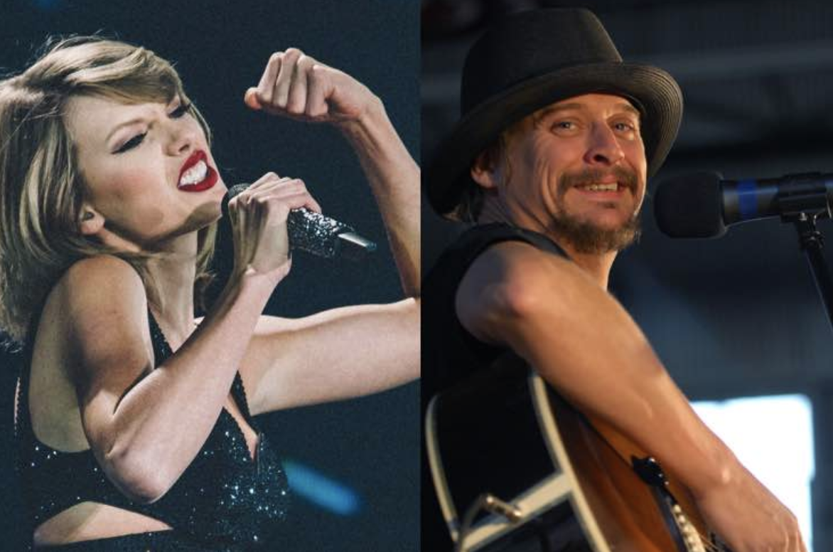 Kid Rock Just DESTROYED Taylor Swift And Liberals Are Crying