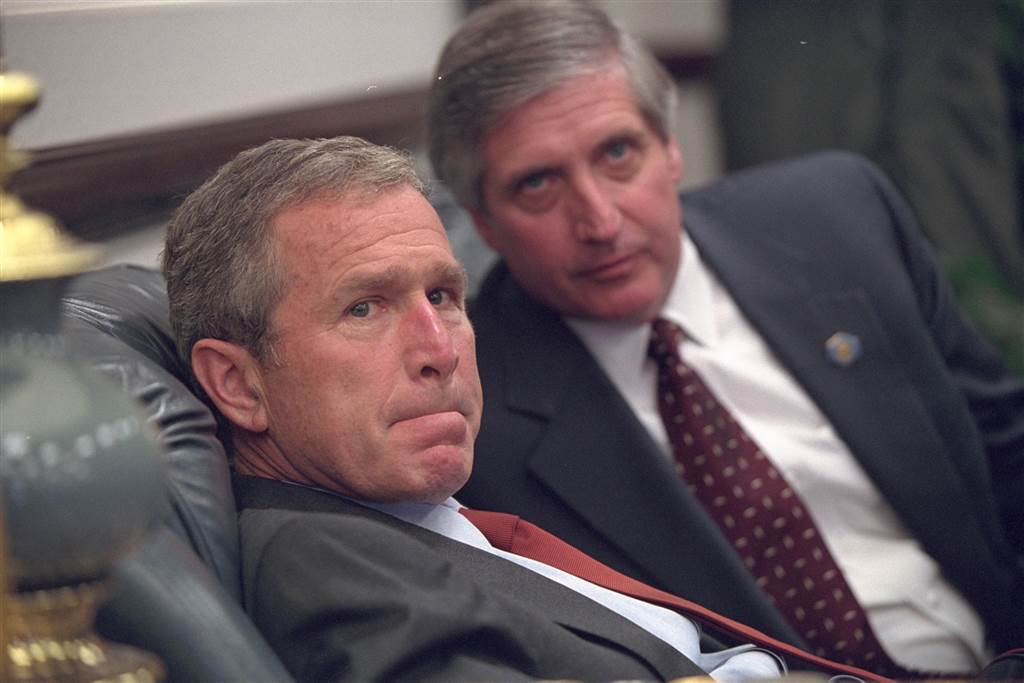9/11 Mastermind Admits What Bush Did After The Attacks That Blows Narrative WIDE OPEN