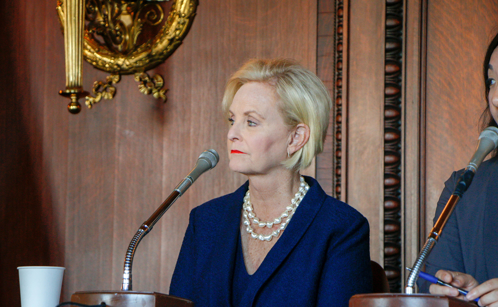 "Cindy McCain Turns Back On Republican Party, Supports Democratic Party And ""Creepy"" Joe Biden"