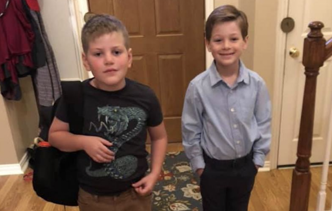 7-Year-Old Defies Mom Who Says He's Transgender — Decides to Attend School as a Boy