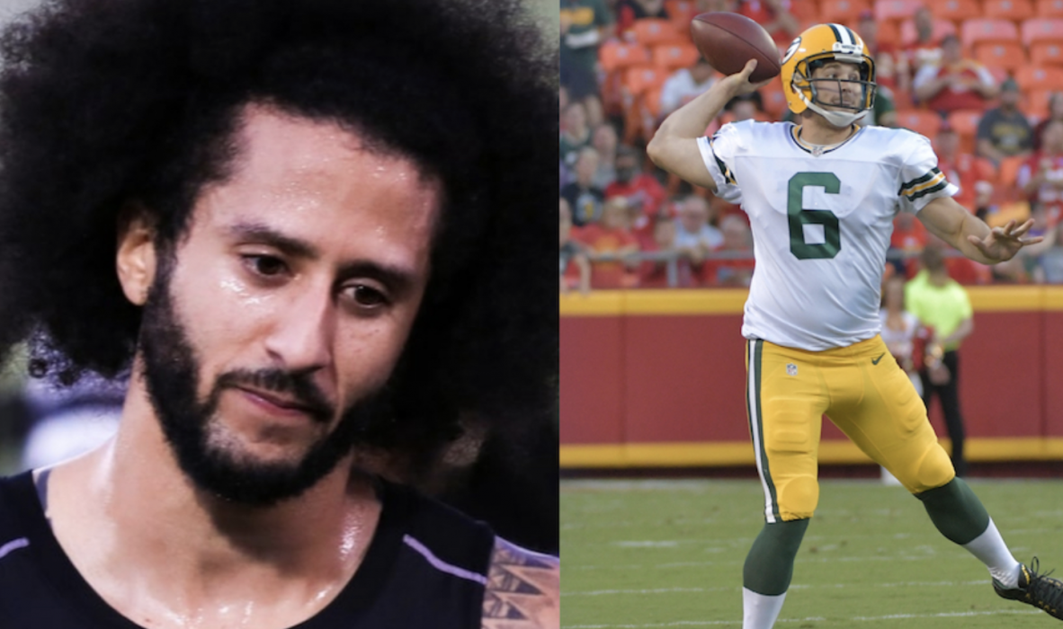 Race Baiter Kaepernick Receives Reality Check When Desperate NFL Team Signs 4th-String Backup Instead