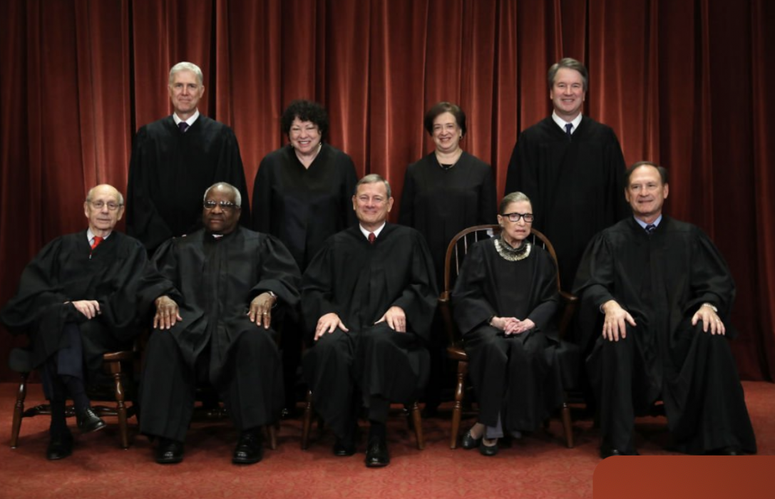 SCOTUS Sides With Trump- Reinstates Law Making It a Felony to Encourage or Help People to Stay in US Illegally