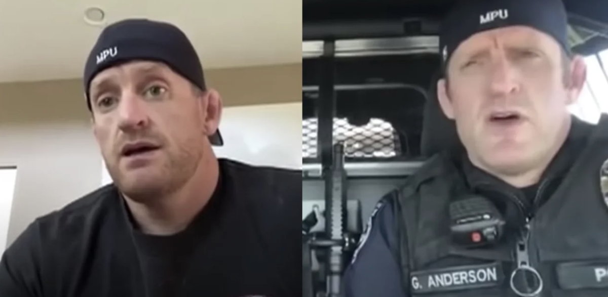 Officer Refuses To Take Down Video Asking Cops Not To Enforce Lockdown, Faces Termination [VIDEO]