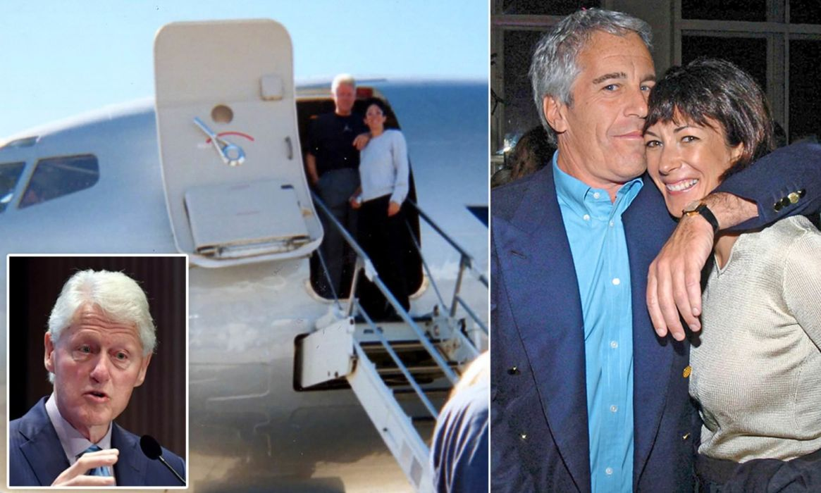 THIS IS NOT GOOD: In May Reports Came Out that Bill Clinton Dated Ghislaine Maxwell – Now She's Under Arrest – What Next?