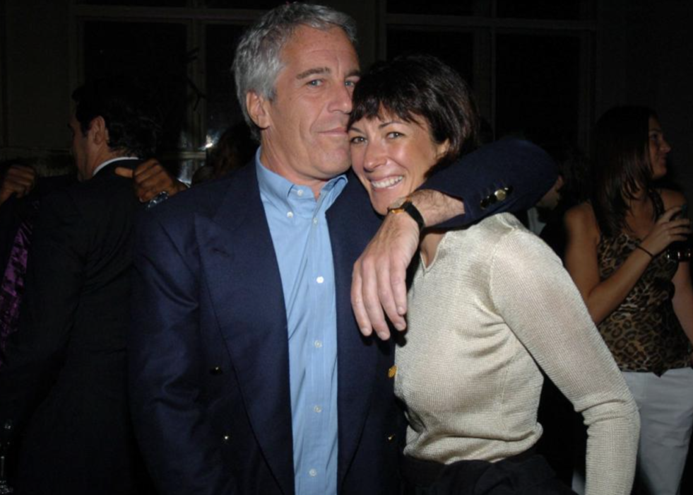 Is Ghislaine Maxwell related to Wayfair Child Trafficking, Bill Hutcherson, and Jeffrey Epstein?
