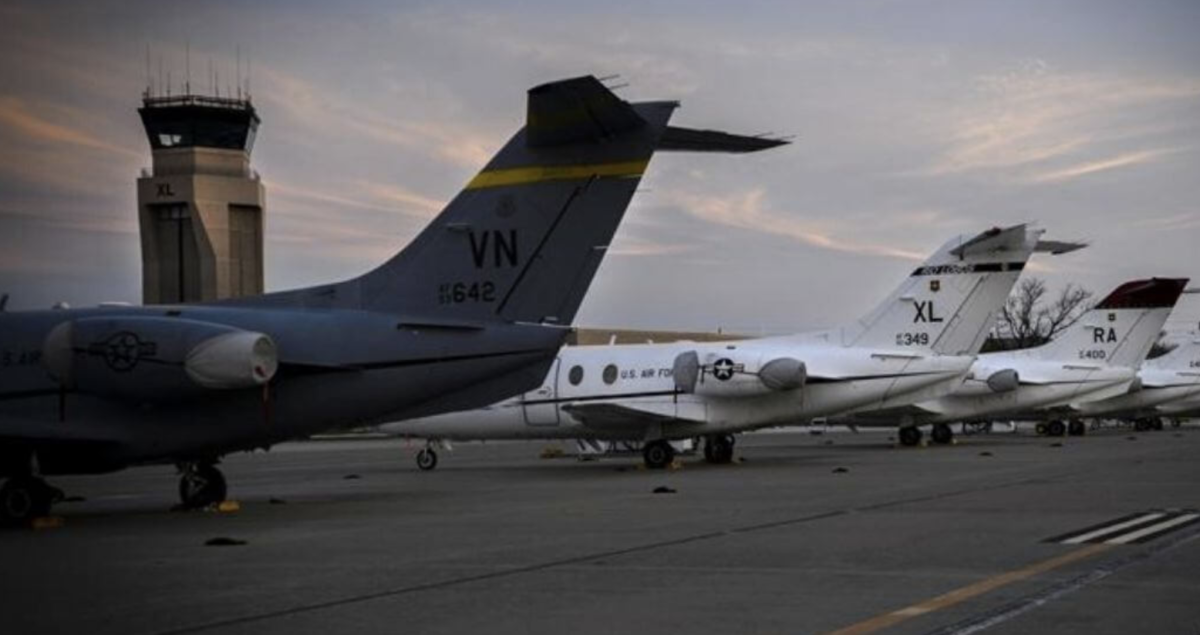 China Buys Up US Land Just a Stone's Throw from Laughlin Air Base, Sparking Espionage Fears
