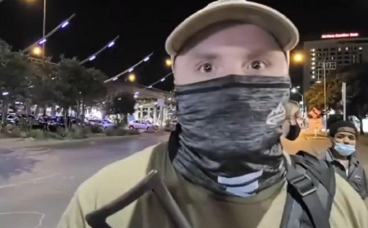 BLM Protester Killed in Austin: 'People Who Hate Us' Are 'Too Big of P-ssies to Actually Do Anything About It'