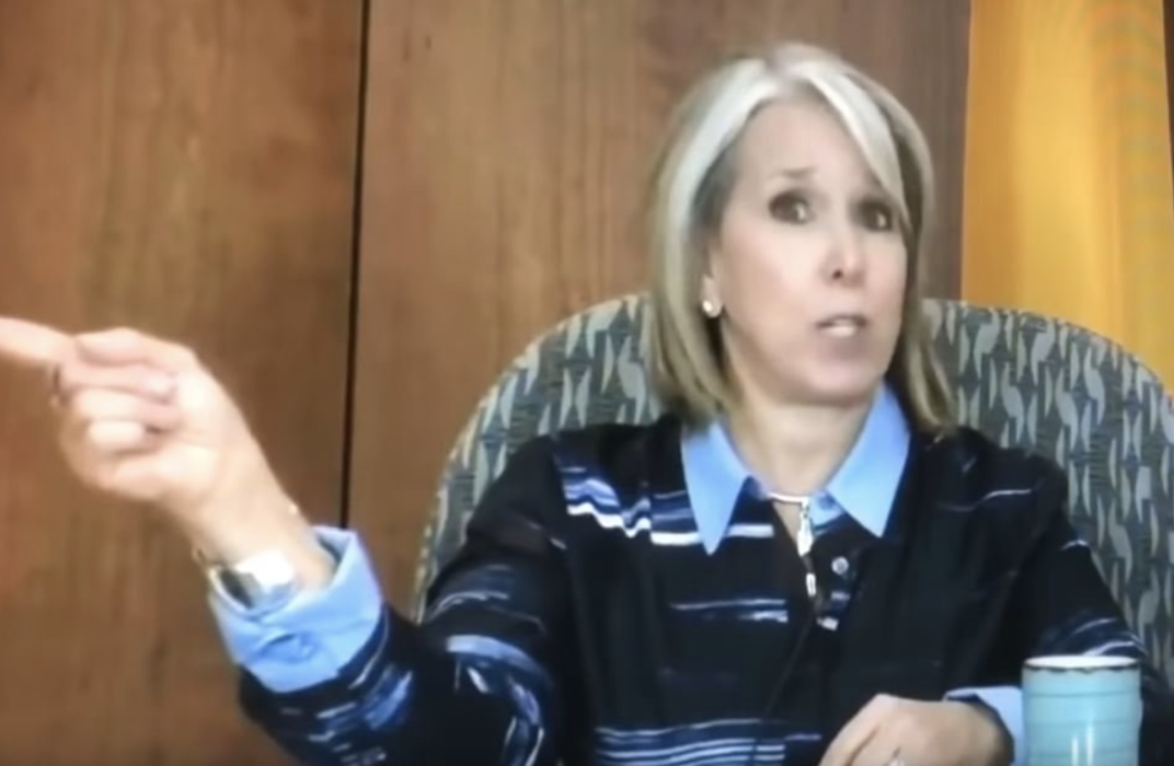 Now, Liberal NM Governor Is Lecturing Her Constituents Like A Mom (VIDEO)