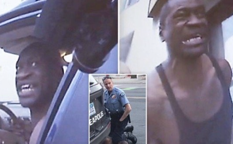 BOMBSHELL Bodycam Footage Released – Floyd Resisted Arrest, Said He 'Couldn't Breathe' While Standing