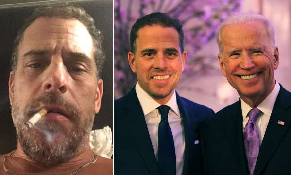 Hunter Biden Plays Victim After Hes Accused of Walking