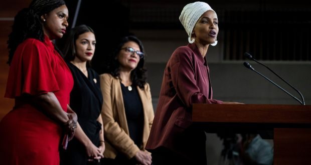 The Squad and Other Libs DEMAND UN to Investigate ICE Detention Facilities