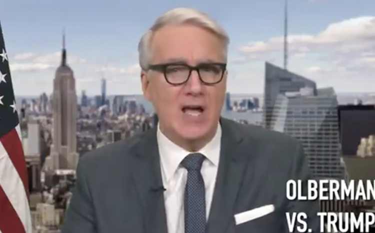 VIDEO: Unhinged Olbermann Calls For Coup Against President Trump