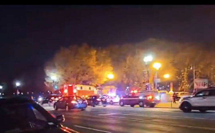 Secret Service and DC Fire Investigating Attempted Attack on White House (VIDEO)