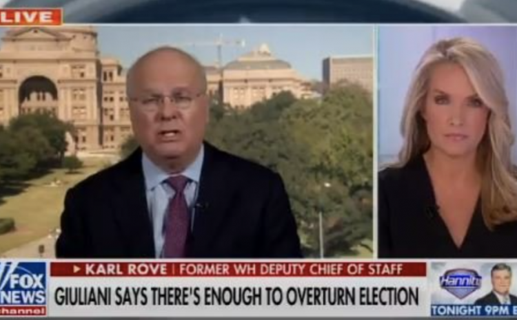 Dana Perino Urges Dominion Voting to Sue Rudy Giuliani and Sidney Powell — Attorney Lin Wood Responds