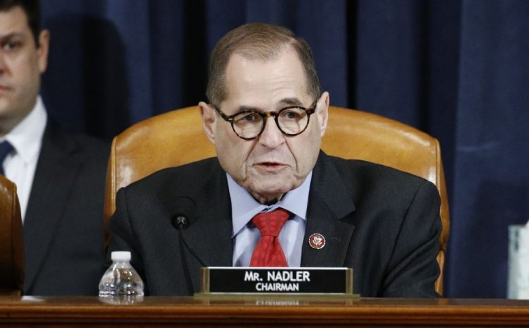 Nadler's Terrorism Double Standard Has Been Exposed!