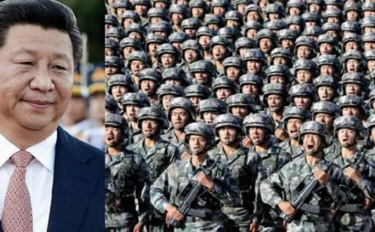 Chinese Army Is Being Prepped For War 'At Any Second'