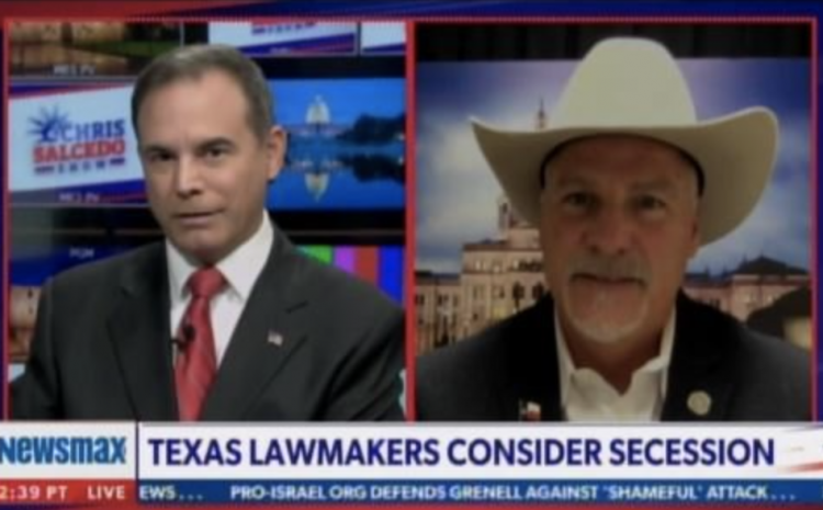 Texas Lawmakers Consider Secession & Several States Are Interested in Joining the Movement (Video)