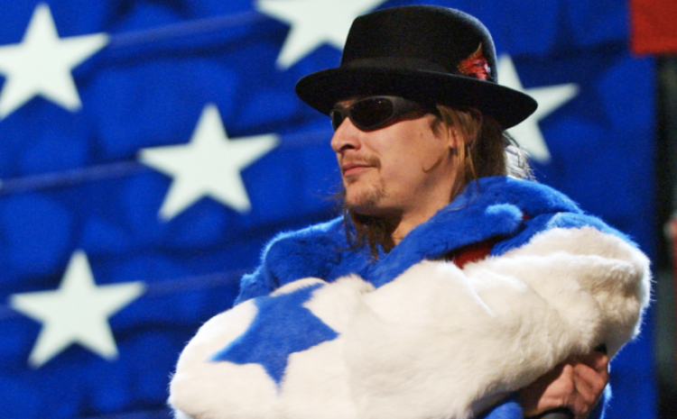 Kid Rock Is Back: Sends Message to 'Liberals' & 'Media' Pushing to Deprogram Trump Supporters