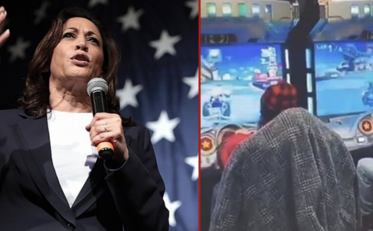 Kamala Harris ANGRY At Biden For Notifying Vladimir Putin of Syrian Air Strike Before Her
