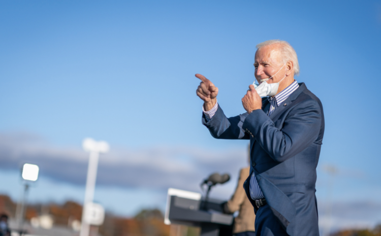 White House Blames THE WIND For Joe Biden Falling, Weather Report Tells Different Story