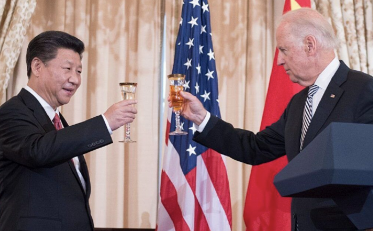 HMMMM: Biden Gives China Access To Power Grid & Suddenly There's an Energy Crisis In Texas