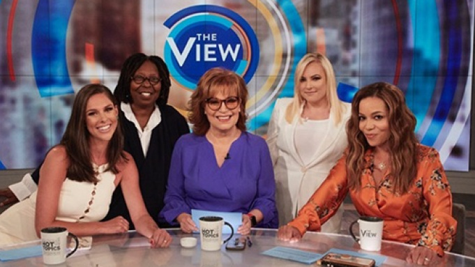 What The Hens From The View Just Said About The Impeachment Is Totally Insane! [VIDEO]