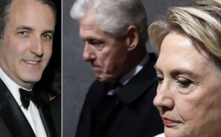 Fmr. Clinton Aide Turns On Old Boss, Implicates Him in Massive Pedophile Ring Probe