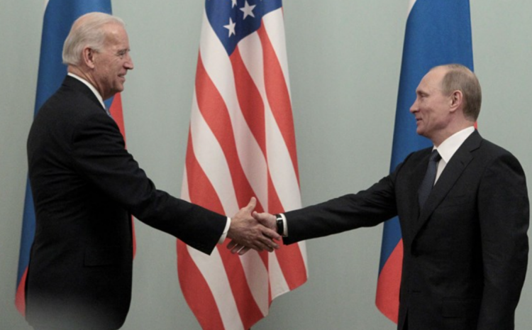 Putin Calls Biden's Bluff, Challenges Him to Televised Worldwide LIVE Debate [VIDEO]